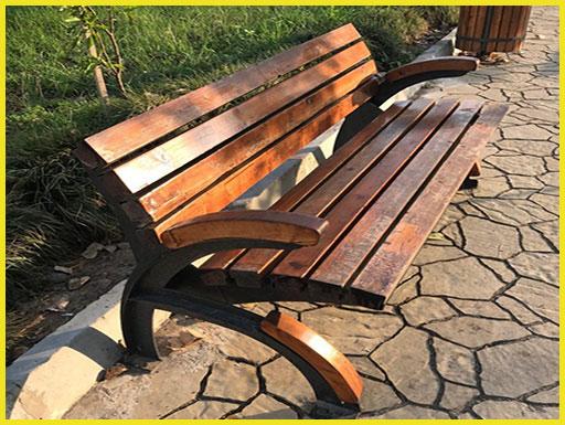 صندلی پارکی
