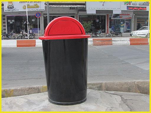 سطل زباله فایبرگلاس